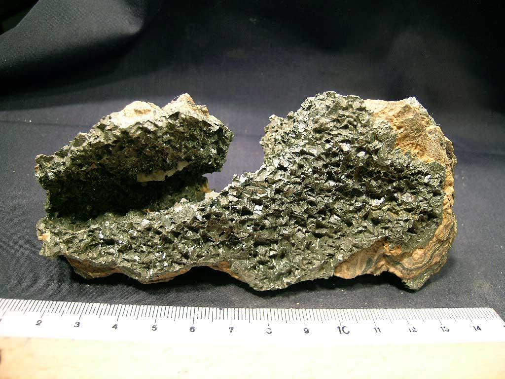sulfure de fer 3